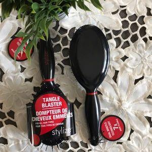 STYLIZE   Hair Brush Bundle